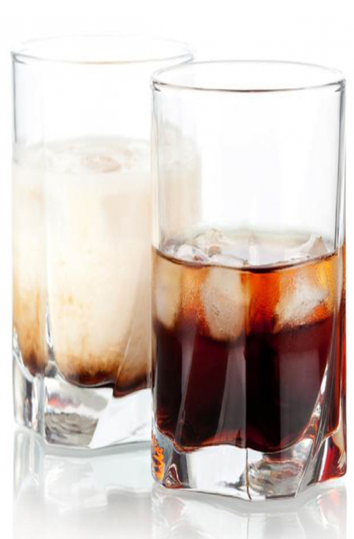 Black (White) Russian
